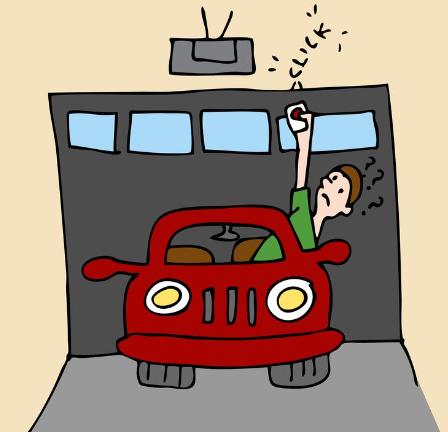 Garage Door Openers Reasons To Change Your Old Door