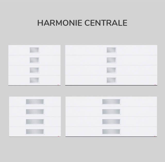 Fenestration : Harmonie centrale