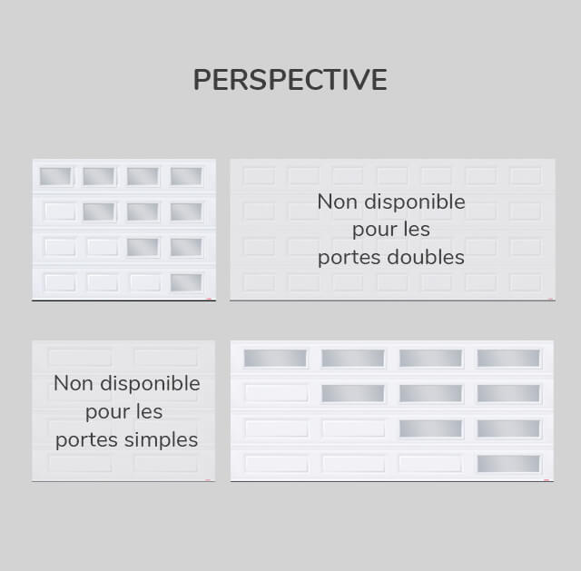 Fenestration : Perspective
