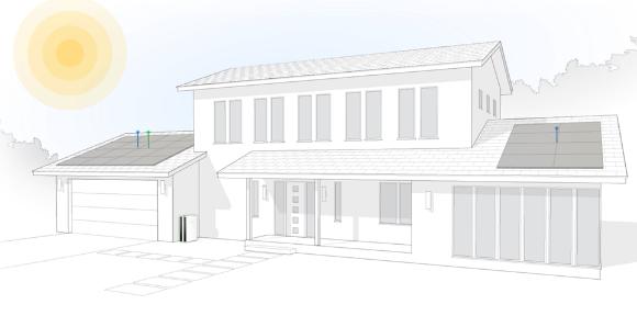 garage doors current trends in garages garaga. Black Bedroom Furniture Sets. Home Design Ideas