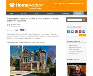 HomeAdvisor HomeSource
