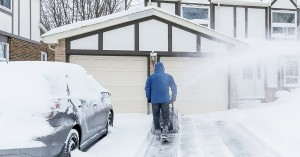 Keeping the Cold Out of Your Garage This Winter