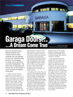 Garaga garage doors Building