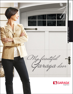 "My beautiful Garage Door: ""Inspiration Brochure"""