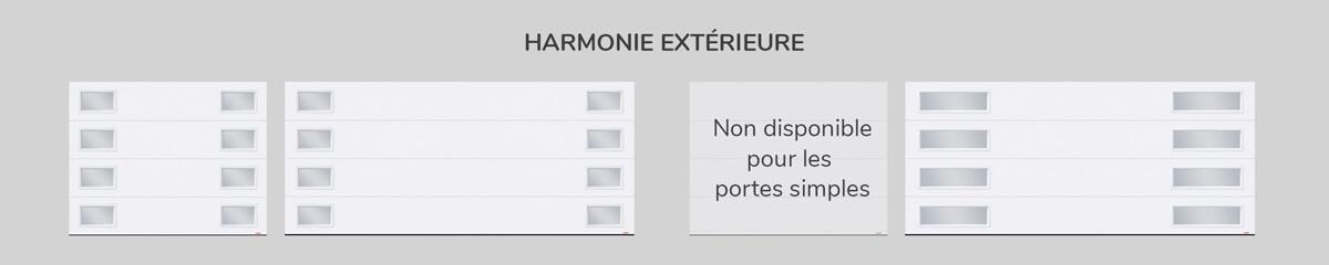 Fenestration : Harmonie extérieure