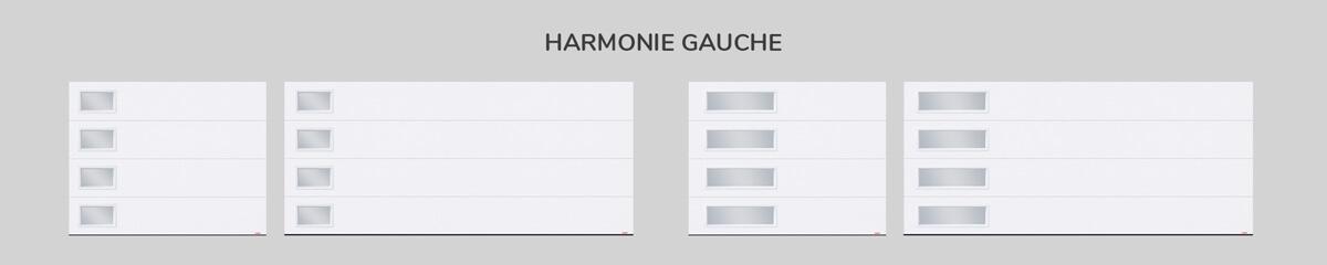 Fenestration : Harmonie gauche