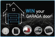 Feel like winning a smart Garaga garage door?