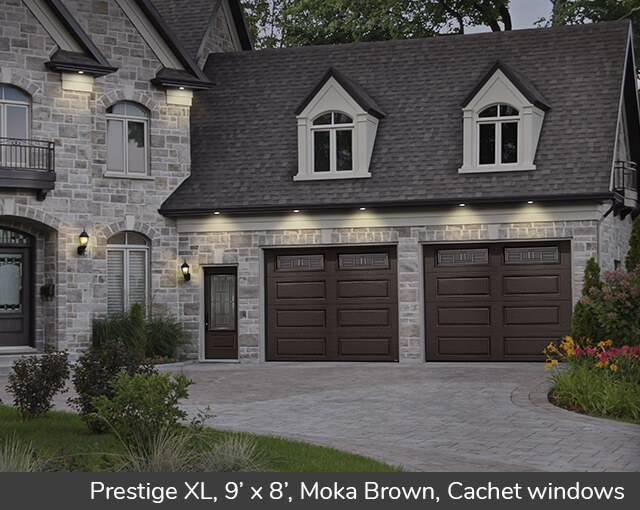 Prestige Xl Design From Garaga Garage Doors