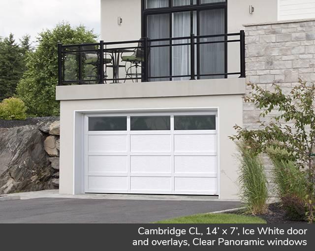 Cambridge Cl Design From Garaga Garage Doors Usa