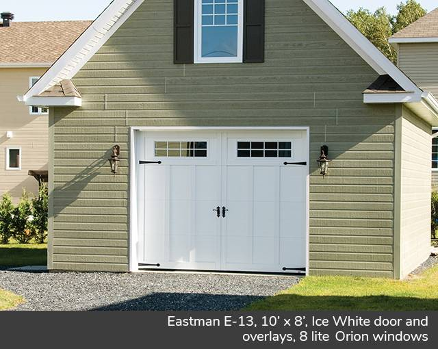 Eastman E 13 Design From Garaga Garage Doors