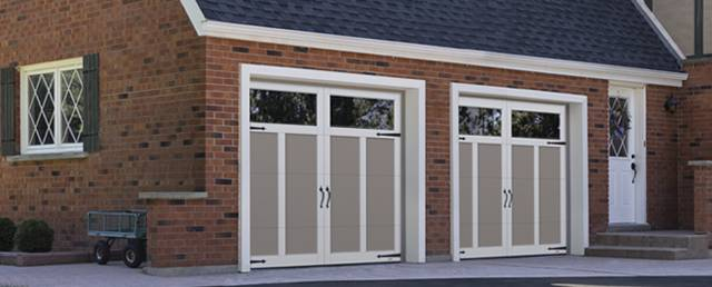 Eastman E 12 8 X 7 Claystone Doors And Ice White