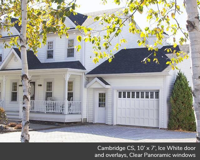 Cambridge Cs Design From Garaga Garage Doors