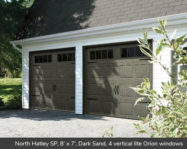 North Hatley Sp Design From Garaga Garage Doors