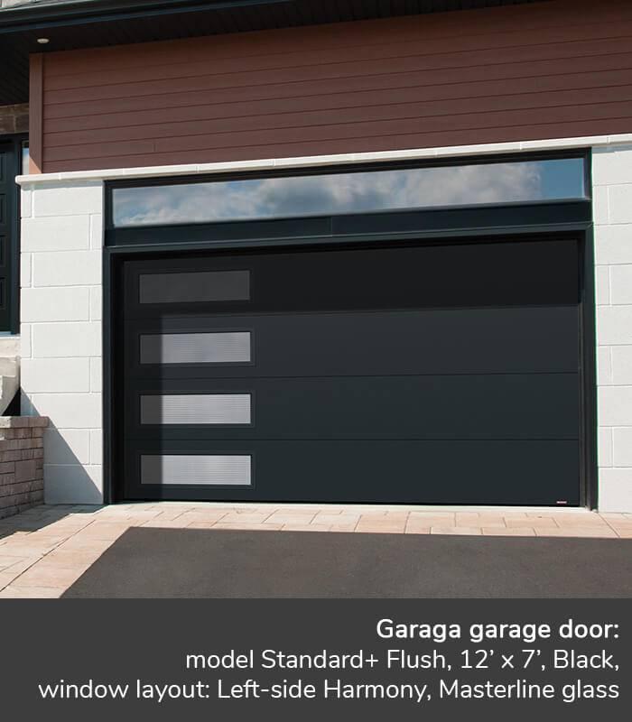 Gl Types For Garage Doors Garaga Novatech