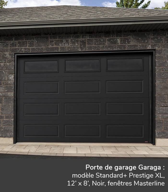 Fenêtres Masterline Portes De Garage Garaga Novatech