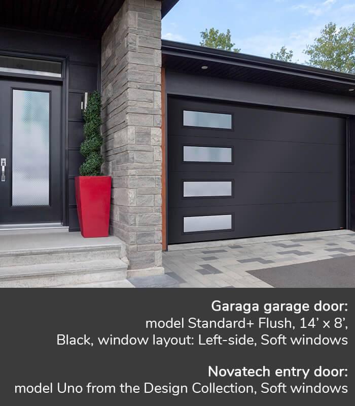 Glass Types For Garage Doors Garaga Novatech