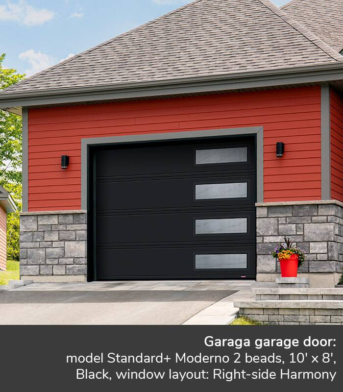 Masterline Windows Garage Doors, 10 X 10 Garage Door