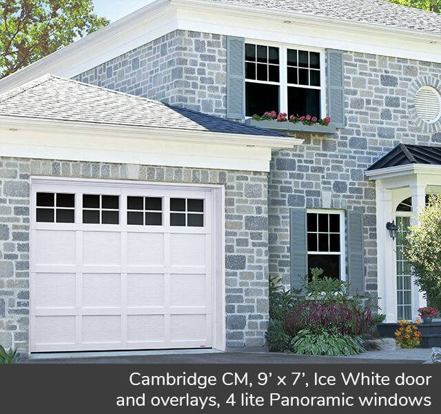Cambridge CM for a Traditional style