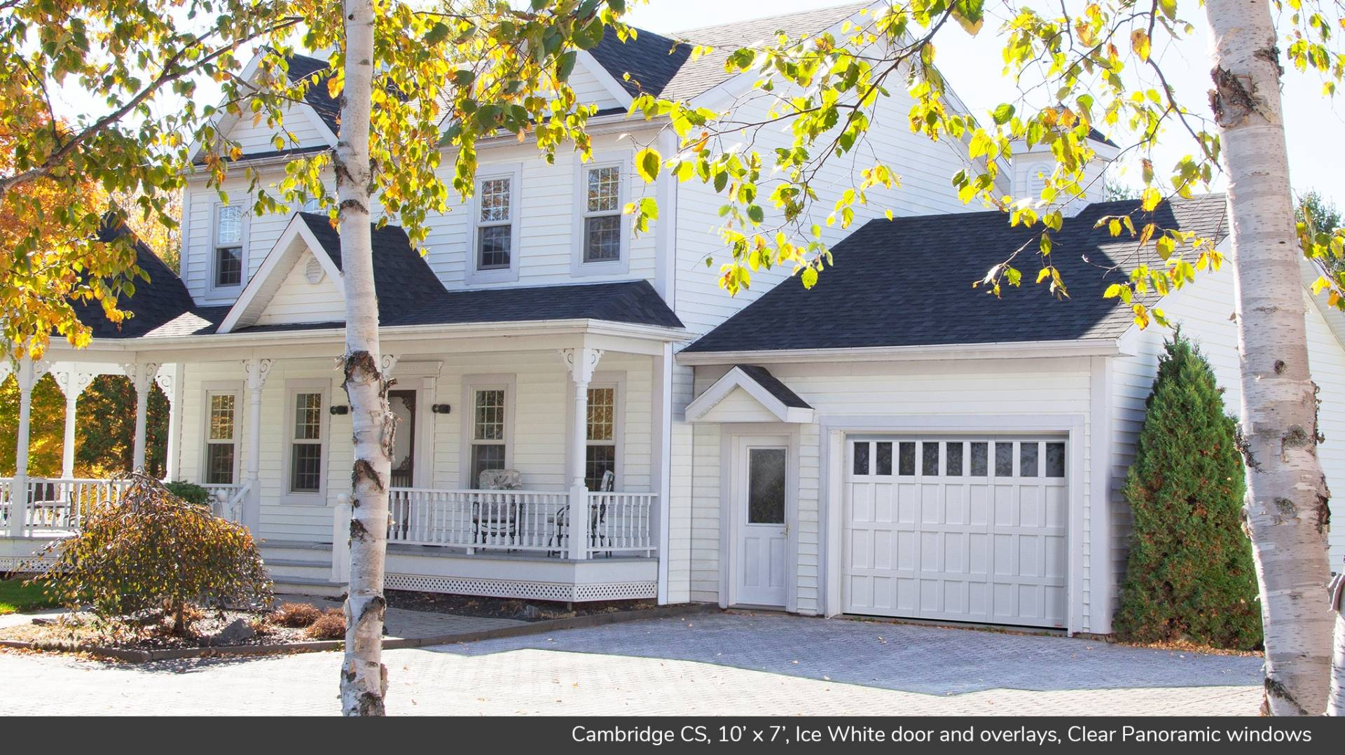 Cambridge CS for a Carriage House style