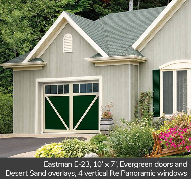 Eastman E-23 for a Carriage House style