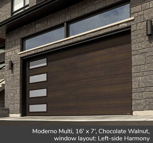 Moderno Multi for a Contemporary style