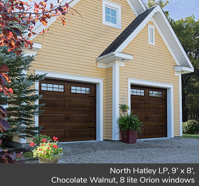 North Hatley LP for a Carriage House style