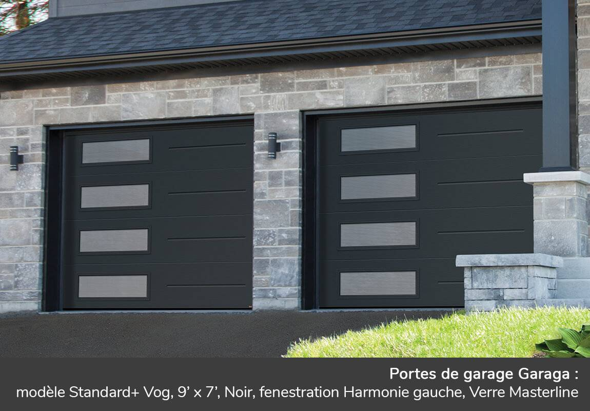 Fen 234 Tres Masterline Portes De Garage Garaga Novatech