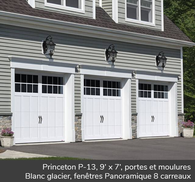 Princeton P-13 pour un style traditionnel