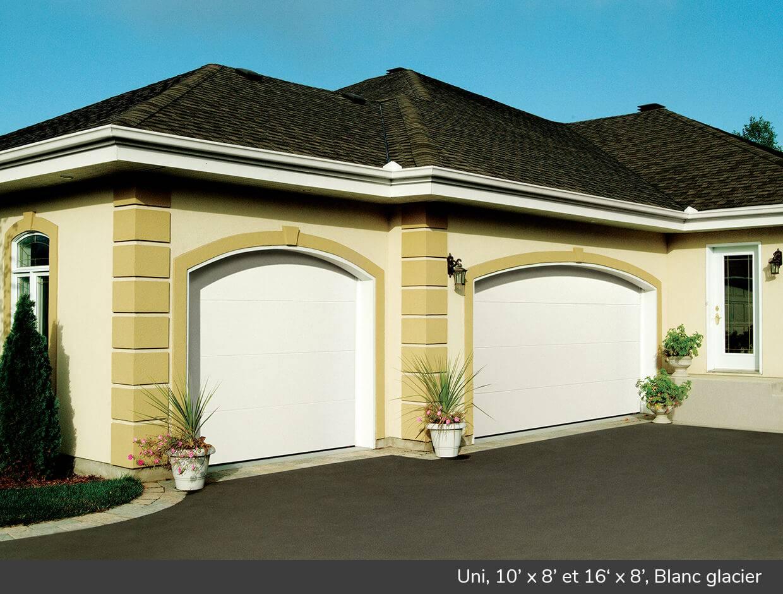 Uni portes de garage r sidentielles garaga for Porte de garage garaga