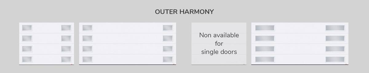 Window layout: Outer Harmony