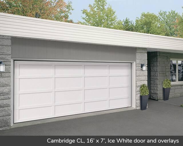 Contemporary Modern Garage Doors Garaga