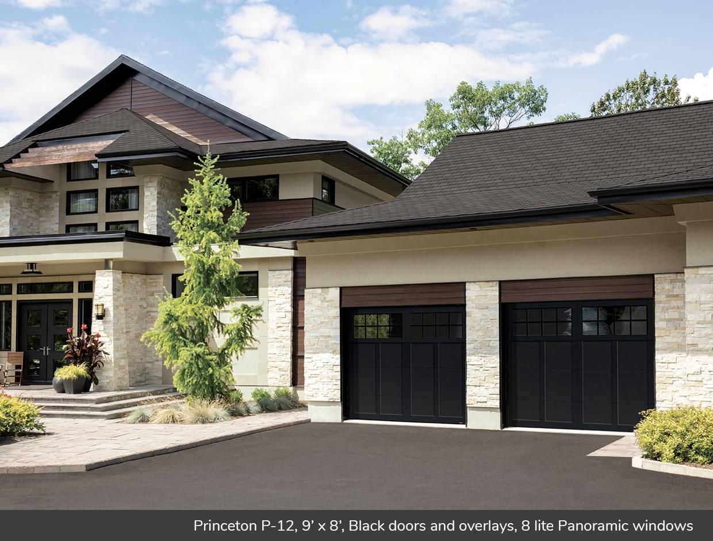 Princeton P 12 Design From Garaga Garage Doors