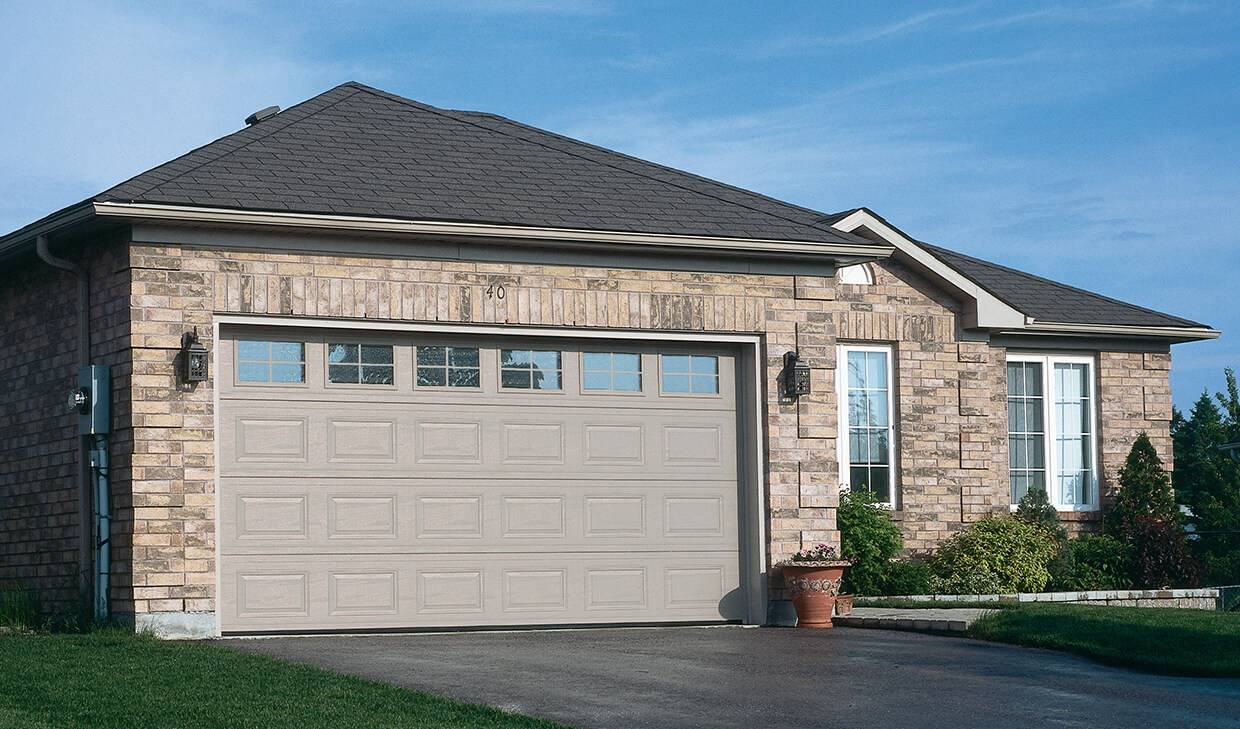 Standard+ Classic CC, 14' x 7', Claystone, 4 lite Orion windows