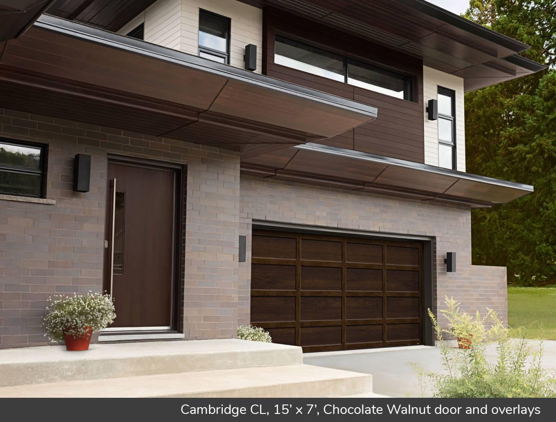 Cambridge Cl Design From Garaga Garage Doors Canada