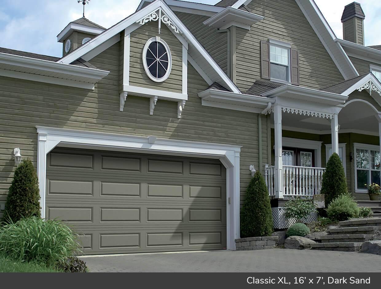 roll martin door size opener doors panel glass residential roller up of garage full menards