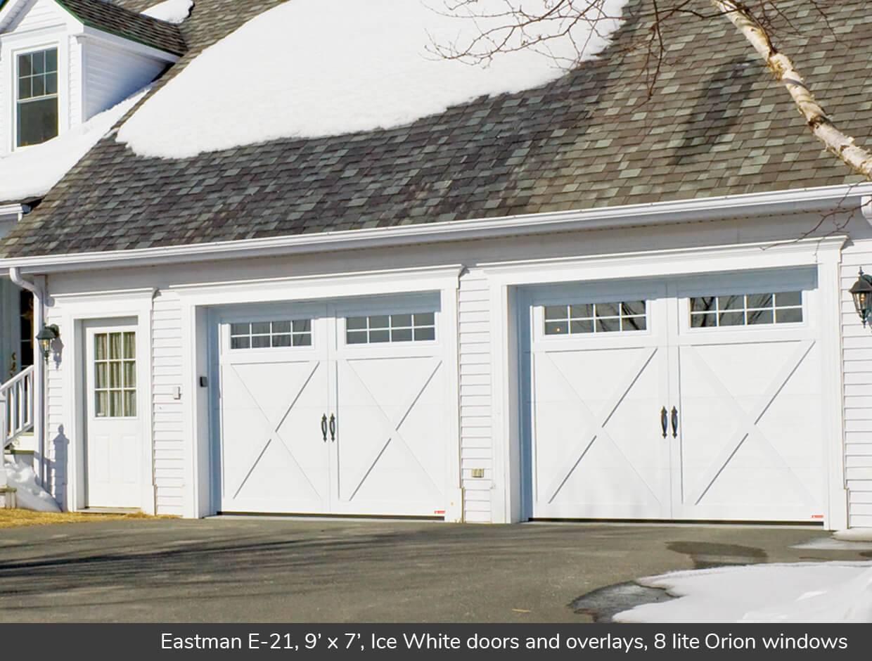 Eastman E 21 Design From Garaga Garage Doors