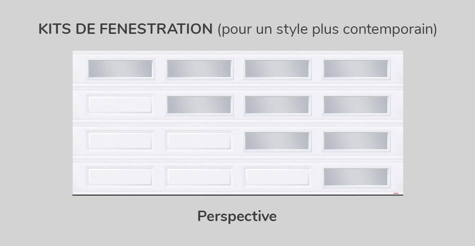 Kit de fenestration - Perpective