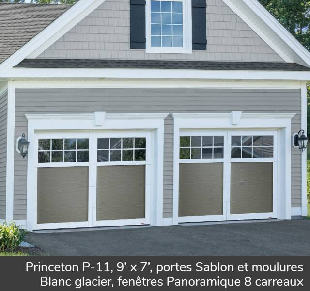 Princeton P-11 pour un style traditionnel