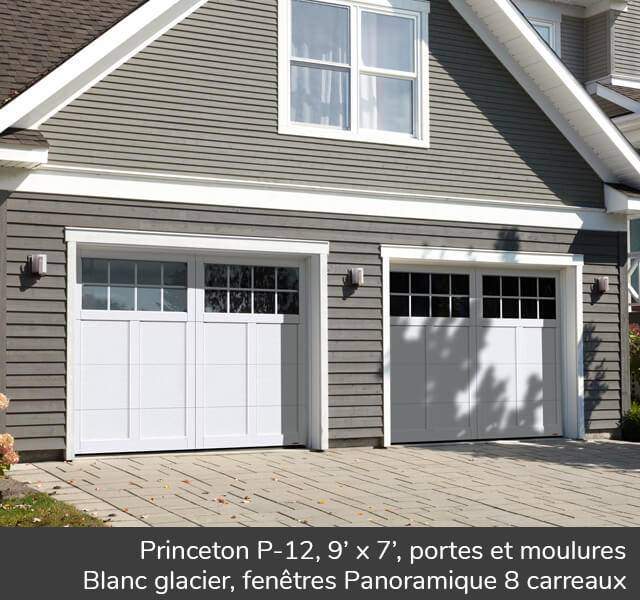 Princeton P‑12 pour un style traditionnel
