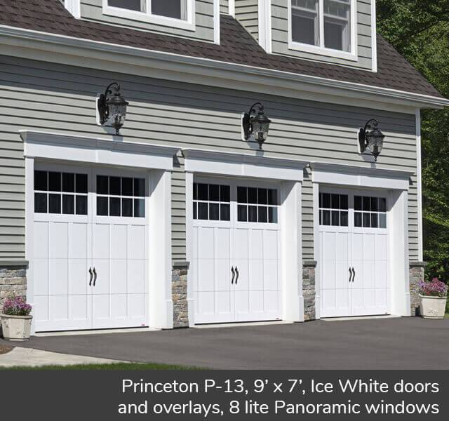 Princeton P‑13 for a Traditional style