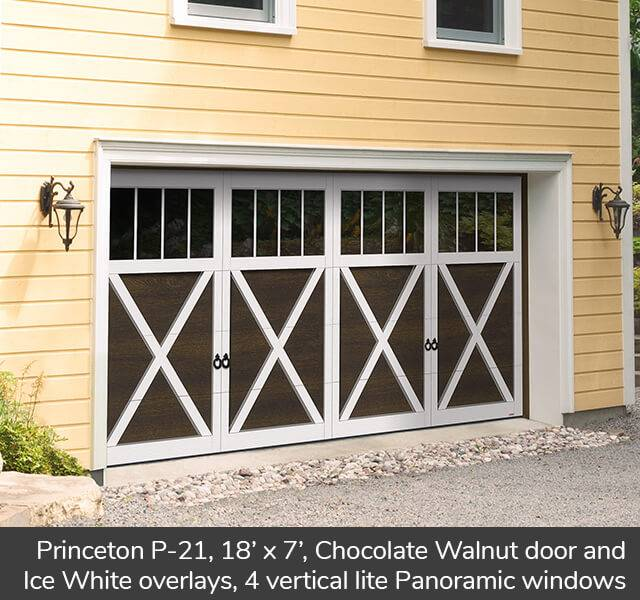 Princeton P-21 for a Carriage House style