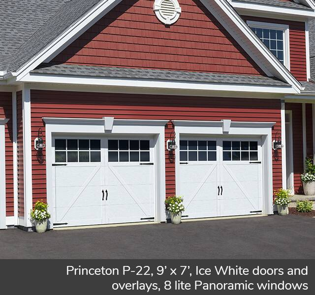 Princeton P-22 for a Carriage House style