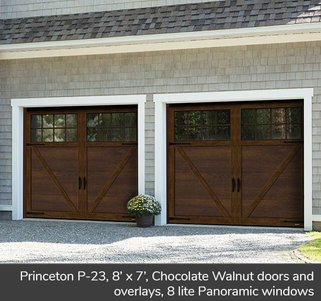 Princeton P-23 for a Carriage House style