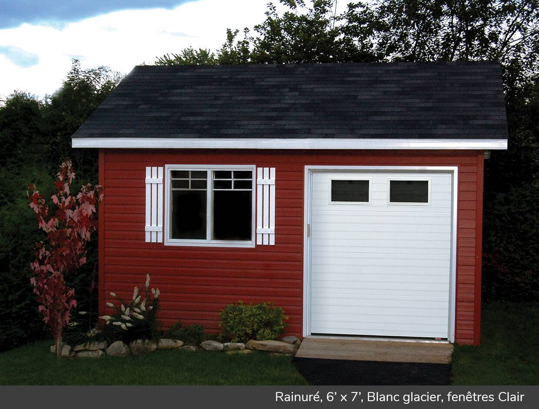 Rainur portes de garage r sidentielles garaga for Porte de garage garaga