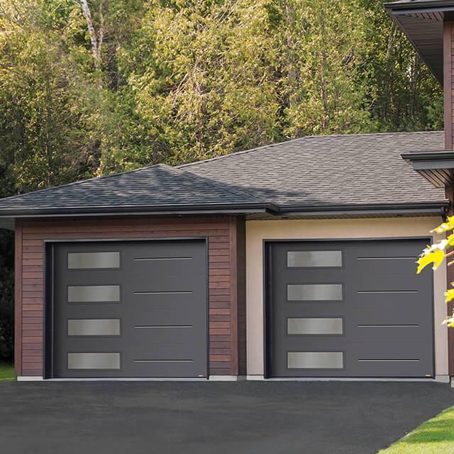 Portes de garage garaga la r f rence au qu bec - Installation ouvre porte de garage ...