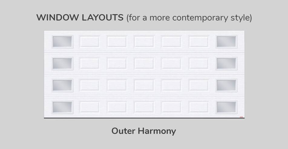Window layouts - Outer Harmony