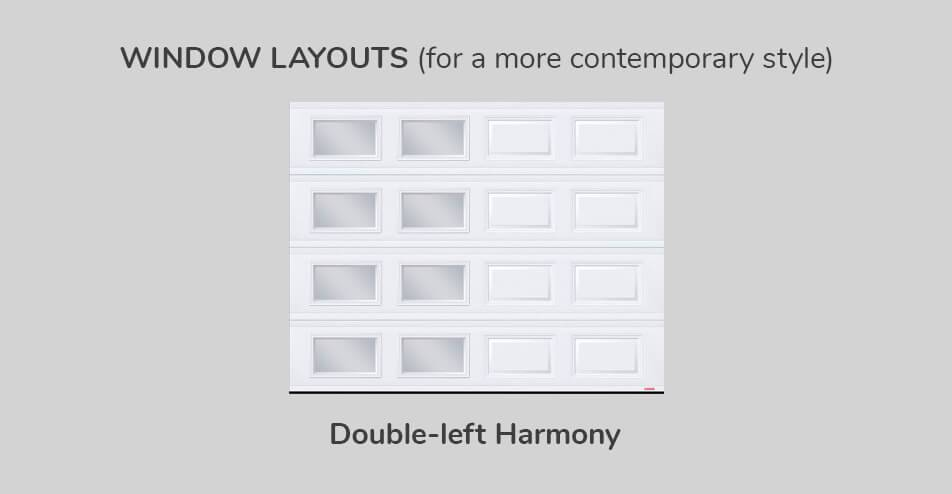 Windows Layout - Double-left Harmony