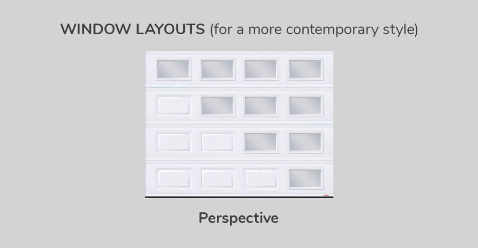 Window layouts - Perspective