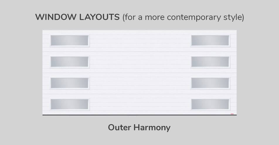 Window layouts, Outer Harmony