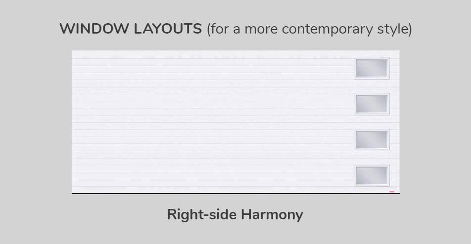 Window layouts, Right-side Harmony